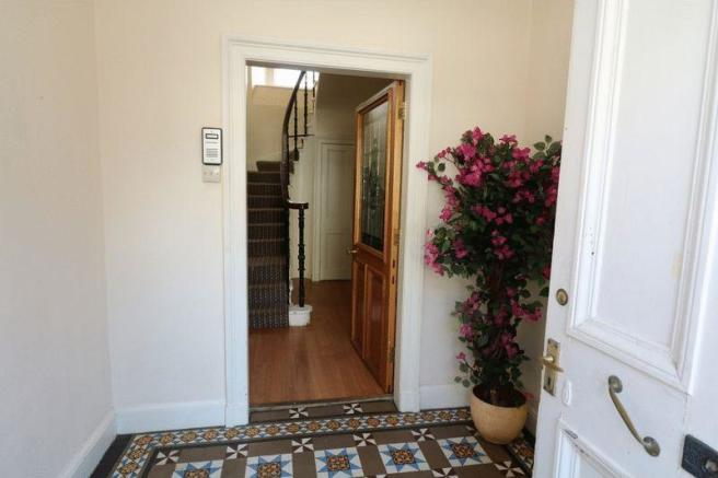 Entrance Vesti...