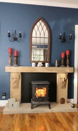 Wood Burner St...