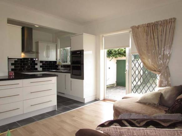 Superb Open Plan Living Area