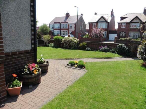 Front Gardens