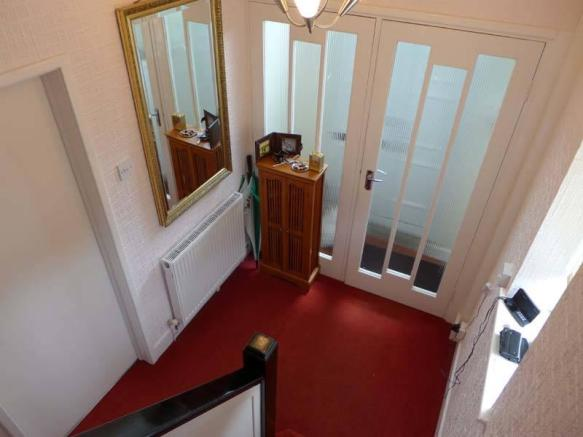1. Entrance Hallway