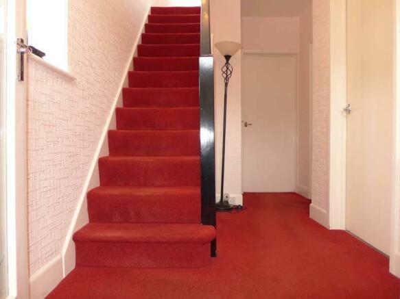 2. Entrance Hallway