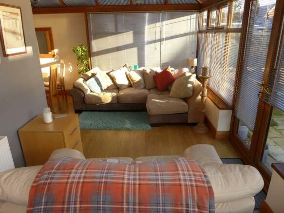 Conservatory/Sitting Area