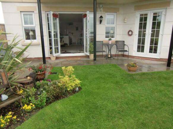 Private Garden View