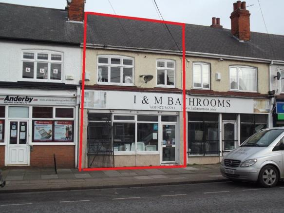 Retail Property High Street For Sale In 108 Cromwell