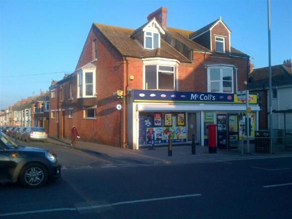 Land For Sale In Portland Road Weymouth Dorset Dt4