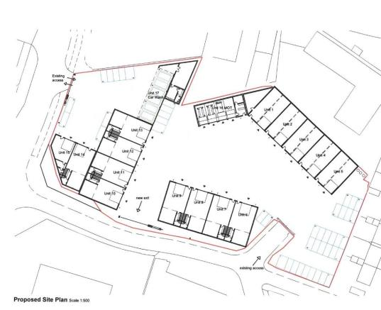 Land For Sale In Land Buildings Thirsk Place Derby De24
