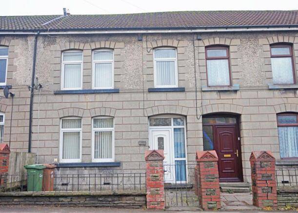 3 Bedroom Terraced House For Sale In Shingrig Road Nelson CF46 CF46