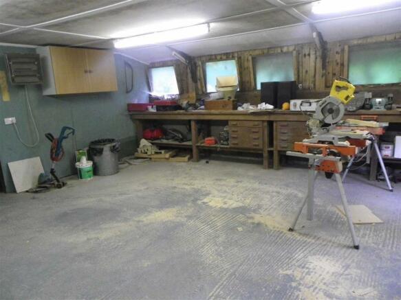 Outbuilding Workshop