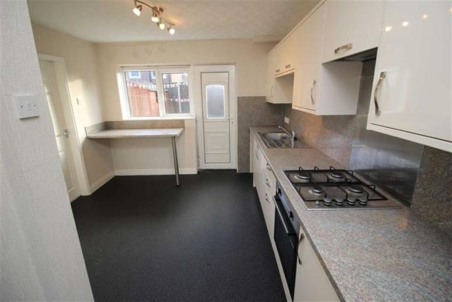 Newly Fitted Breakfast Kitchen