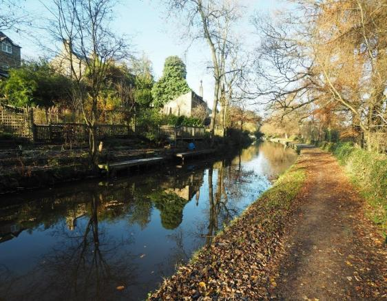 Canal To Rear