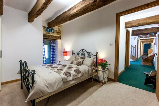 Bedroom Dairy Barn