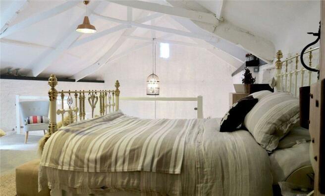Bedroom 3/Cider Barn