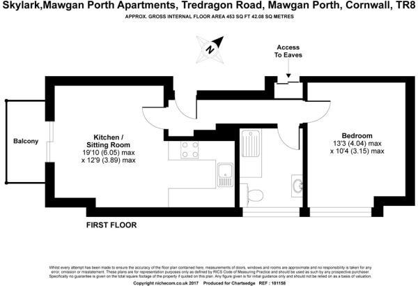 Skylark Floor Plan