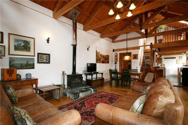 Hat's Living Room