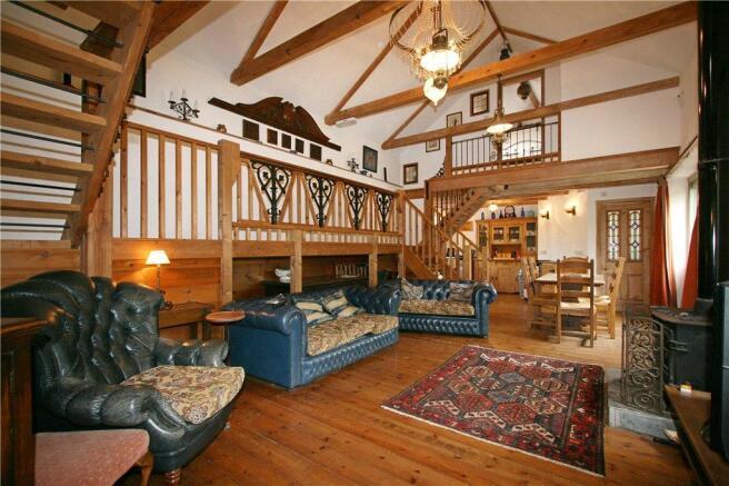 Bert's Living Room