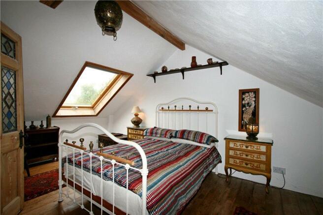 Bert's Bedroom