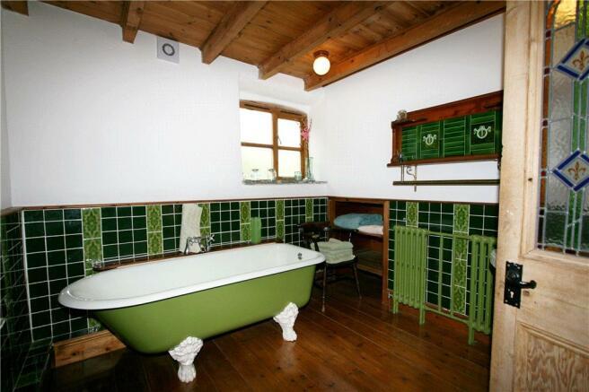 Bert's Bathroom