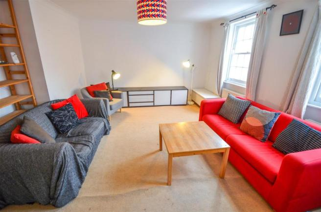 2 bedroom apartment to rent in Cleveland Street, London ...