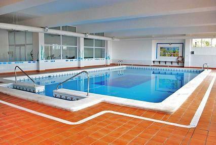 Undoor Heated Pool
