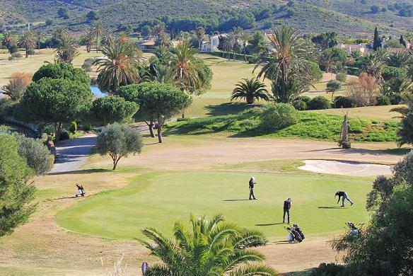 South Course Golf