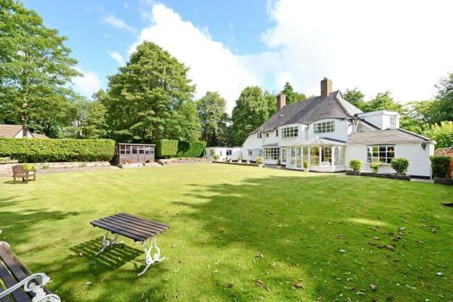 Oak Cottage - Rear
