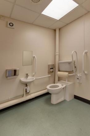 Disabled/Baby Change Toilets