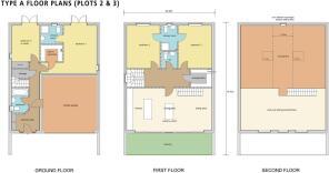 Type A Floor Plans