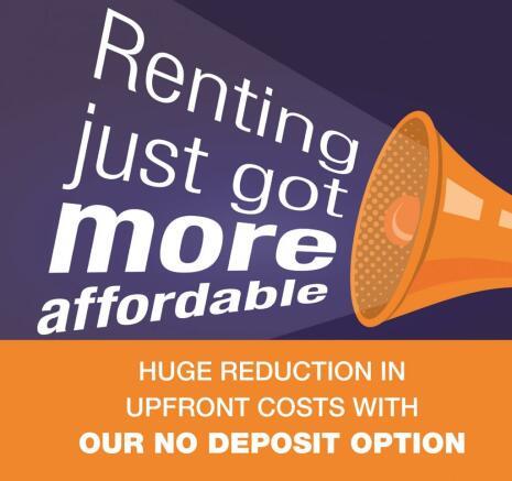 No Deposit Option