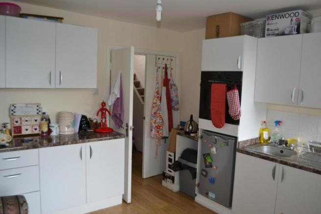 Kitchen second aspect