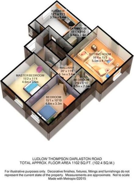 3D - Floorplan