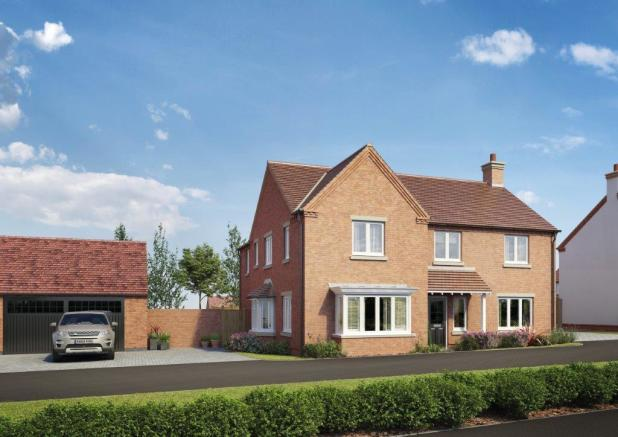 PLOT 16 5 BED EXECUTIVE HOME