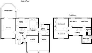 Sherbourne Drive, Ashby De La Zouch floor plan.JPG