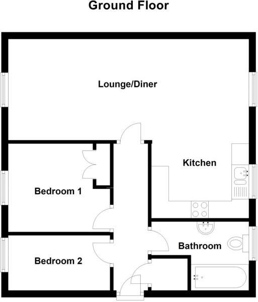 Astley Way, Ashby De La Zouch floor plan.JPG