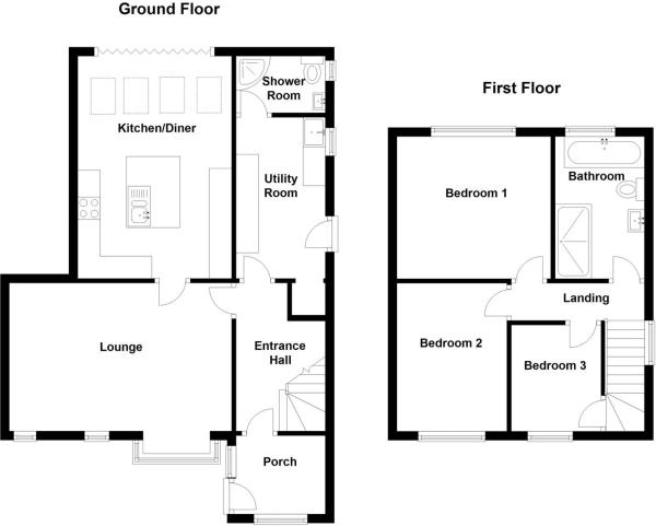 Burton Road, Ashby De La Zouch floor plan.JPG