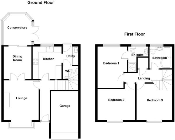 The Broomhills, Netherseal floor plan.JPG