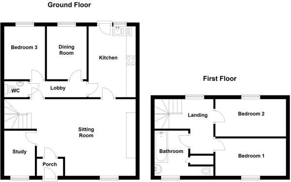 Church Street, Worthington floor plan.JPG