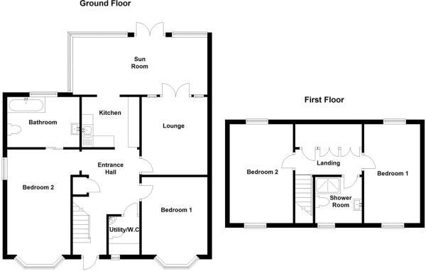 Hall Lane, Packington floor plan.JPG