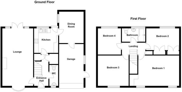 Marlborough Way, Ashby De La Zouch floor plan.JPG