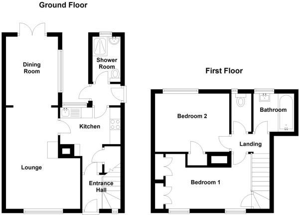 Hawthorn Avenue, Netherseal floor plan.JPG