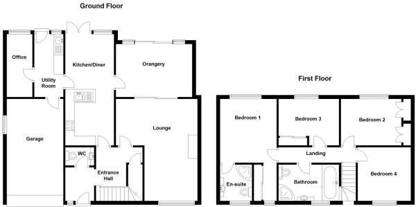Willesley Road, Ashby De La Zouch floor plan.JPG