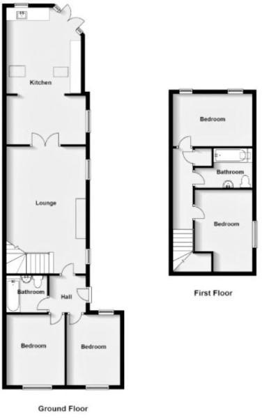 Wood Street, Ashby De La Zouch floor plan.JPG