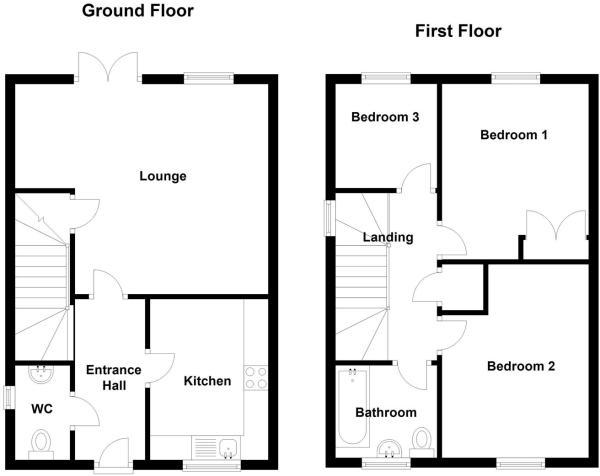 Grindley Way, Woodville floor plan.JPG
