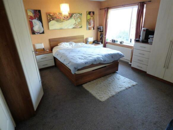 Bedroom Three (Master Bedroom)