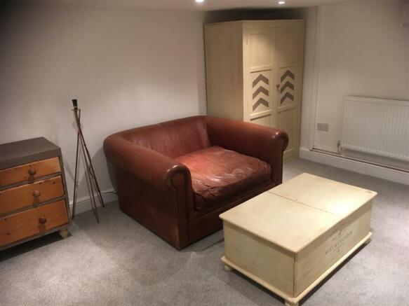 bedroom 1 living area