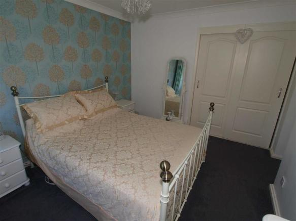 Bedroom One Cont'd