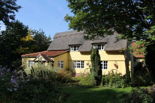 Honeypot Cottage, Th