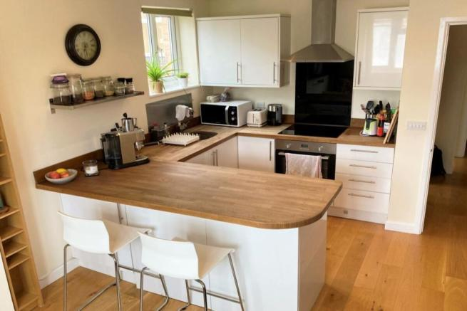 Kitchen / Sitting Room / Dining Room
