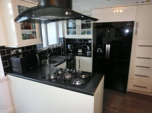 Refitted Kitchen Diner