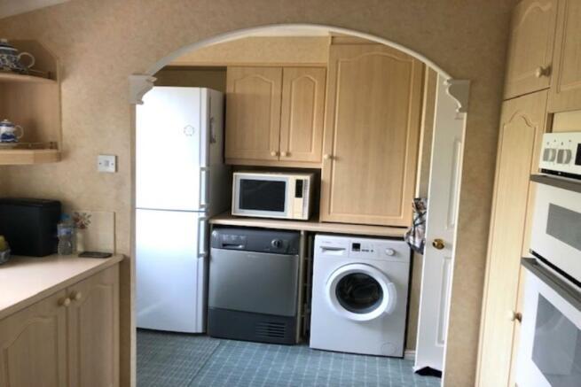 Kitchen / Utility Area